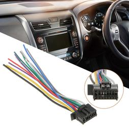 1 Pcs 16Pin Radio Wire Harness <font><b>Audio</b></font> Con
