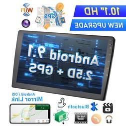 10.1'' Car Radio 2 DIN Android 9.1 GPS Stereo Navi MP5 Playe