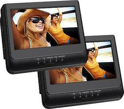 10.1 Dual-Screen Portable DVD Player