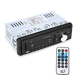 1044 Universal Car MP3 Player Single Din FM Radio USB SD Rem