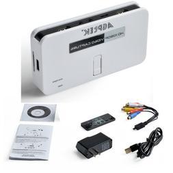 1080P 720P HD PVR Game Video Capture HDMI/YPBPR Recorder Fr