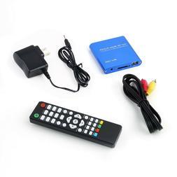 AGPtek 1080P Full HD Digital Media Player Support Internal F