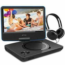 11.5 Inch Portable DVD Player for Kids with Swivel Screen US