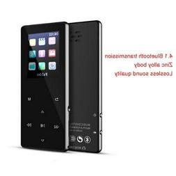 128GB Portable V4.0 Bluetooth MP3 Music Player w/ FM Hi-Fi L
