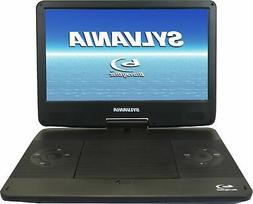 Sylvania - 13.3Portable Blu-ray Player - Black