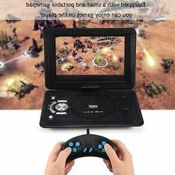 """13.9"""" Portable DVD Player HD CD TV Player 16:9 LCD Widescree"""