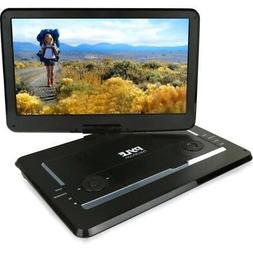 15IN PORTABLE CD/DVD PLAYER HD