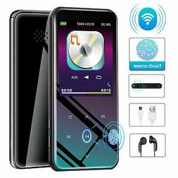 16 32gb bluetooth touch screen mp3 player