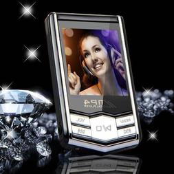 16GB Slim MP4 Music Player With 1.8'' LCD Screen FM Radi