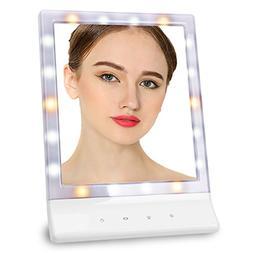 HBlife 18 LED Multiple Illumination Settings Lighted Makeup