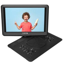 """19"""" Portable DVD Player Full HD Large Swivel with 16"""" Screen"""