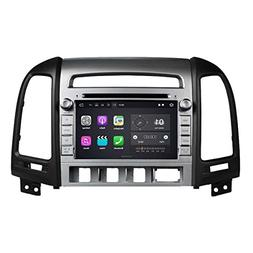 7 Inch 2 Din Android 7.1 OS Car Radio Player for Hyundai San