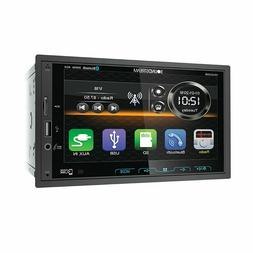 "SOUNDSTREAM 2 DIN CAR 6.2"" TOUCH LCD BLUETOOTH STEREO ANDROI"