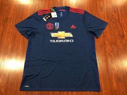 2016-17 Adidas Authentic Player Manchester United Men's Socc