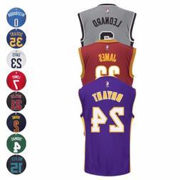 2016-17 NBA Adidas Official Team Player Home Away Alternate