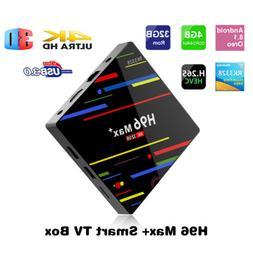 2018 H96 Pro MAX 4GB 64GB Android 8.1 TV Box K18.0 HD Smart