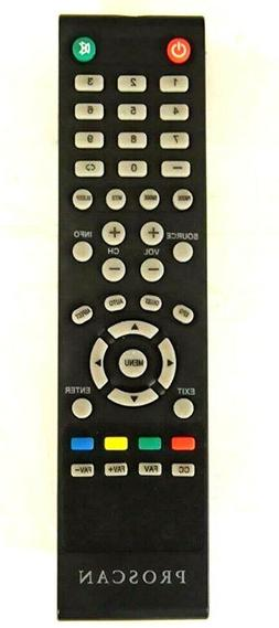 PROSCAN 20354 Remote Controls for PLDED3273A-E PLDED4017 TV