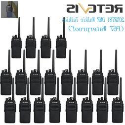 20XDMR Walkie Talkies 10W 32CH UHF TOT I
