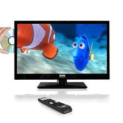 "Pyle 21.5"" 1080p LED TV, Multimedia Disc Player, Ultra HD TV"