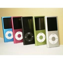 8 Gb Mp4 2nd Generation Mp3 / Mp4 Player 1.8 Inch LCD Screen