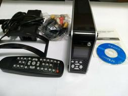"""3.5"""" IDE Hard drive enclosure with TV media player"""