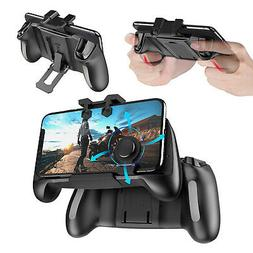 Mobile Gaming Trigger Controller Gamepad with Cooling Fan fo