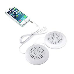 3.5mm Dual Speakers MP3 MP4 Mobile Phone Music Pillow Player
