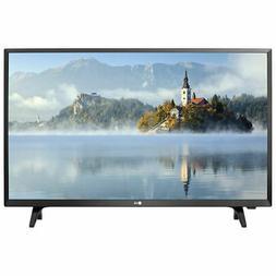 LG 32LJ500B 32-Inch 720p HD TV  w/ 60Hz Refresh Rate, Remote