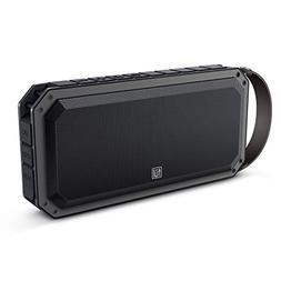 Ful 360 Surround Sound Bluetooth Wireless Boombox - Gunmetal