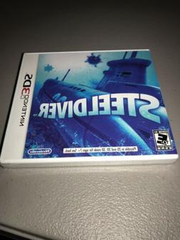 Nintendo 3DS Steeldriver Game , new, playable 2D-3D versus p