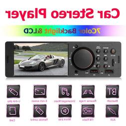 4.1 inch 1 DIN TFT HD Car Stereo Radio MP3/5 Player Bluetoot