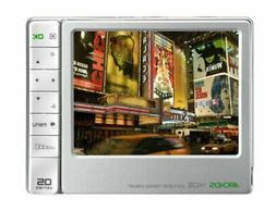 Archos 405 2 GB DVR Tablet - Portable Media Player - Silver