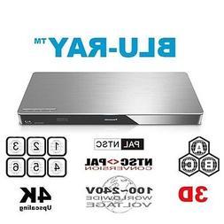 PANASONIC 460 2K/4K Dual HDMI Smart Network Multi System Blu