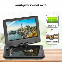 DR. J Professional 5 Hours 9.5 inch Swivel Screen Portable D