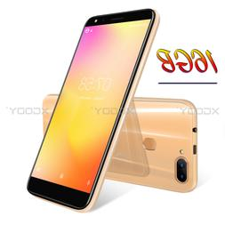 "5.5"" XGODY 3G Unlocked Android 9.0 Smartphone 5MP 1GB16GB 2S"