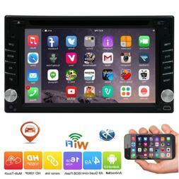 "6.2"" Eincar Android 6.0 4G WiFi Double 2DIN Car Radio Stereo"