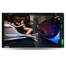 Naladoo 7'' GPS Navigation DVD/CD HD Touch Screen Android OS
