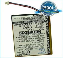730mAh Li-Polymer Battery SanDisk Sansa View 8GB, Sansa View