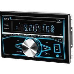 Boss Audio 850BRGB Double-DIN CD/MP3 Player Bluetooth