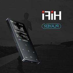 8GB Bluetooth HiFi Metal MP3 Music Player Loseless FM TF Rec