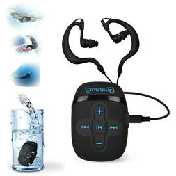 8GB Sports Clip MP3 Music Player Waterproof Swimming Run Div