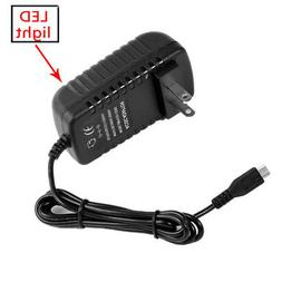 AC Adapter Charger Power Cord For Ematic EPD707RD EPD707PR 7