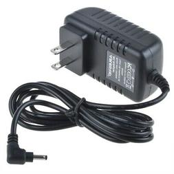 "AC Adapter Power Supply Charger for Sylvania SDVD7015 7"" Por"