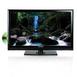 AXESS TVD1801-22 22-Inch 1080p LED HDTV, Features 12V Car Co