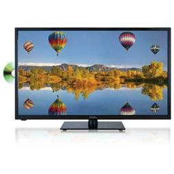 AXESS TVD1801-32 32-Inch LED HDTV, Features VGA/HDMI/SD/USB