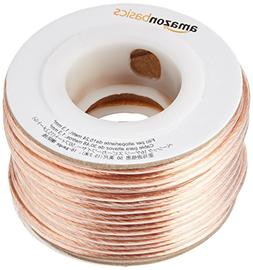 AmazonBasics 16-Gauge Speaker Wire - 50 Feet