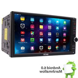 "Android 6.0 2DIN NO CD DVD 7"" Car Player Radio BT Stereo Wif"