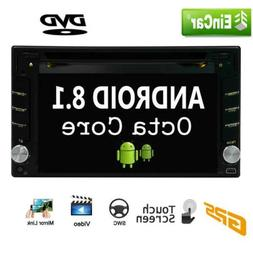 Android 6.0 CAR GPS Navigation 2Din SD CD DVD Stereo Player