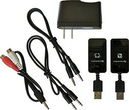 Audioengine W3 Wireless Audio Adapter Kit