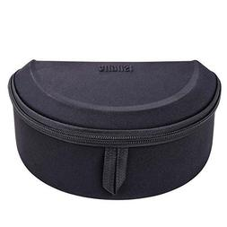 Folding Over Ear Headphone Case - Travel Bag Bluetooth Wirel